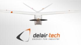 Partenariat Delair et Intel