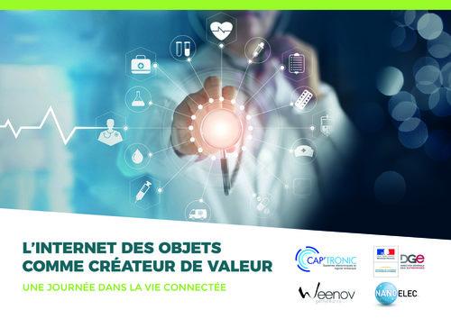 Logo de l'article L'INTERNET DES OBJETS, CRÉATEUR DE VALEUR